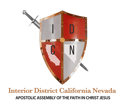 INTERIOR DISTRICT CALIFORNIA NEVADA – APOSTOLIC ASSEMBLY